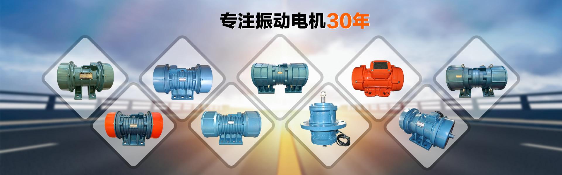 上海上振振动电机有限公司专注振动电机30年